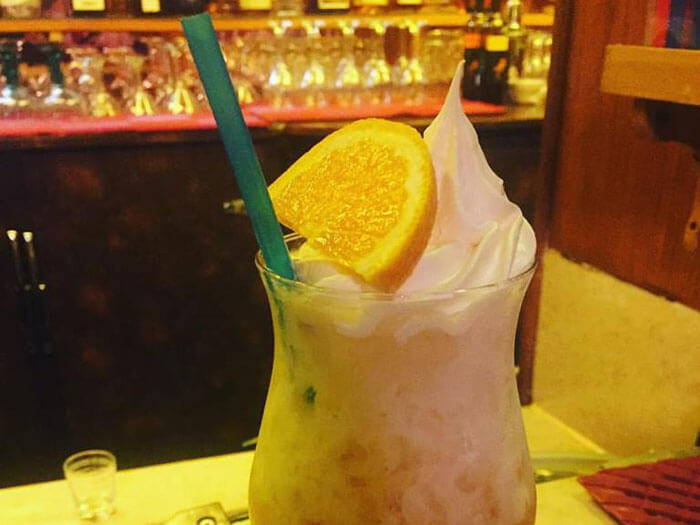 Creamsicle Drink